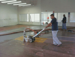 Are You Looking to Remove a Floor's Surface?