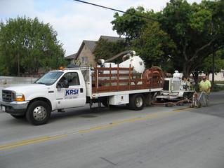 Traffic Stripe Removal Services