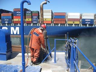 Marine Surface Preparation