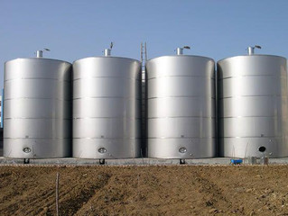 Did You Know We Do Industrial Tank Vertical Surface Cleaning?