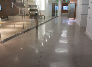 Why You Should Consider Polished Concrete Flooring