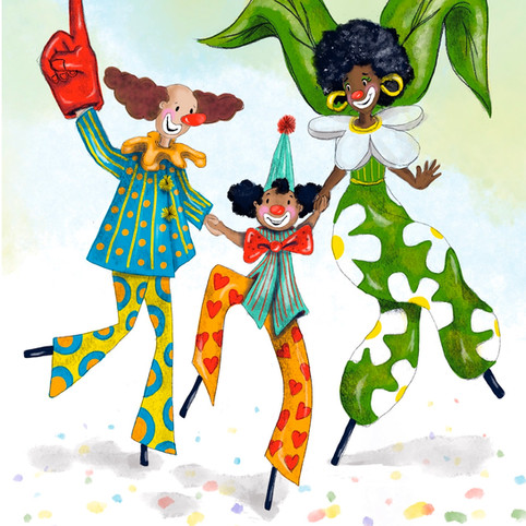 Carnaval/Wood leg Family