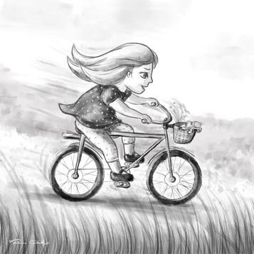 Bike to shore