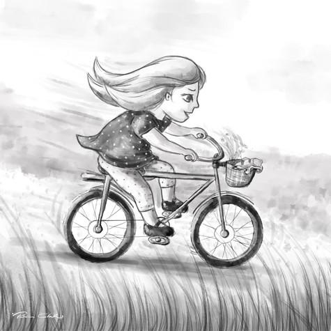 Girl adventures
