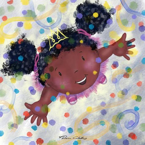 Carnaval/Confeti joy