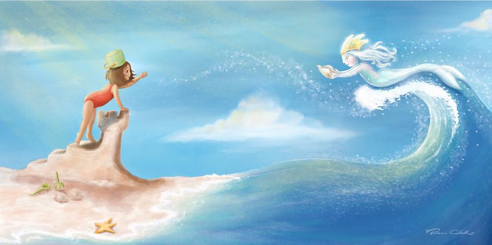 Girl&Mermaid