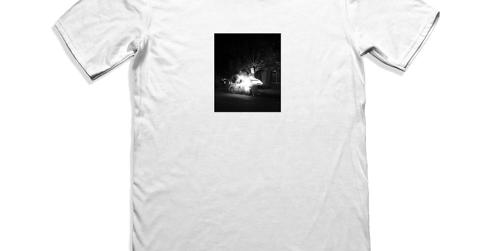 NATURAL X CHILALAY TEE (WHITE)