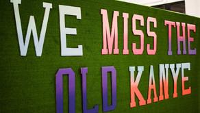 """""""We Miss The Old Kanye"""" Pop Up Shop"""