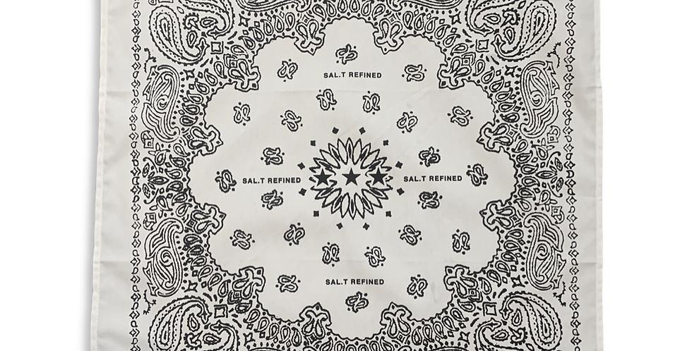 REFINED BANDANA - WHITE