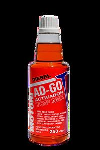 Activador Optimizador Gasoil Diesel Plus Mototori Top Mix AD GO