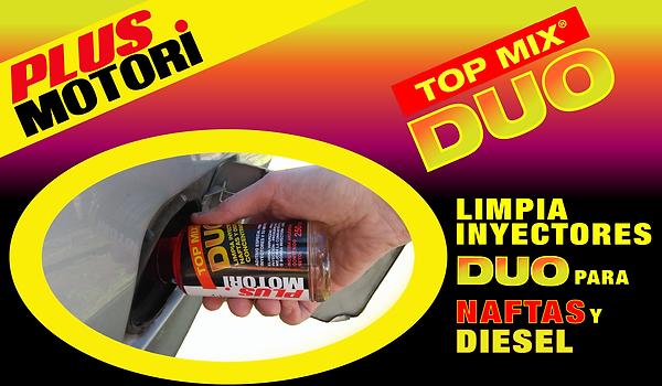 Limpia Inyectores Nafta y Diesel