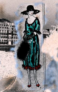 L' Elegante Parisienne