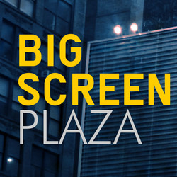 BigScreen Plaza NYC - Logo