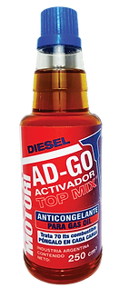Anticongelante para Gas Oil Diesel Biodisel Plus Motori