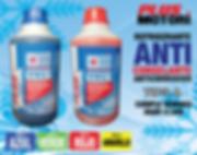 Anticongelante Refrigerant Anticorrosivo Plus Motori