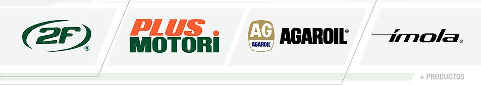 Lubricantes aceite y aditivos Plu Motori Agaroil 2F Imola