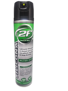 2F en aerosol silicona 360 gr