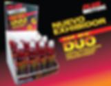 Exhibidor Aditivo Limpi Inyectores Top Mix Duo Plus Motori