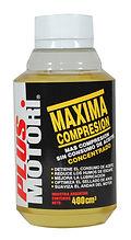 Lubricantes aceite y aditivos Plus Motori Maxima compresion concentrado 400 cc