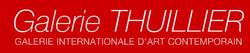 Galerie Thuillier Paris - Logo