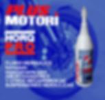 Aceite Lubricante Suspensiones Hidráulicas Plus Motori Aditivos