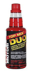 Aditivo Limpia inyectores Plus Motori Top Mix Duo