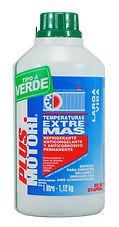 Anticongelante 1 litro Lubricantes aceite y aditivos Plus Motori