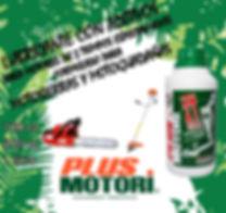 2 tiempos aceite y aditivos Plus Motori Lubricante motosierra motoguadaña
