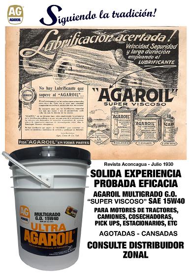 Lubricnte Agaroil - Plus Motori