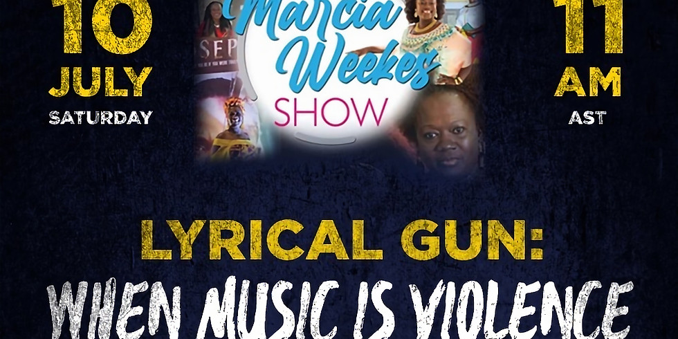 THE MARCIA WEEKES SHOW