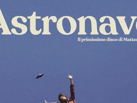"""Matteo Alieno ci racconta il suo primissimo disco """"Astronave"""" tra universi e ballate romantiche"""