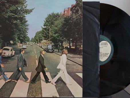 """""""Abbey Road"""" dei Beatles - Il Sabato del Vinile"""