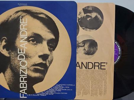 """""""Volume III"""" di Fabrizio de Andrè - Il Sabato del Vinile"""