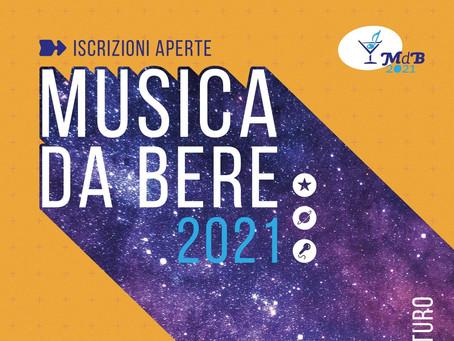 Musica da Bere: al via la XII edizione del concorso musicale volto ad artisti emergenti