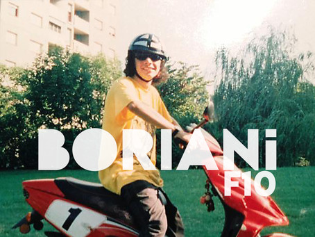 Guarda in anteprima il videoclip di F10, nuovo singolo di Boriani