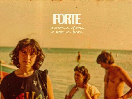 """""""Amore doni, amore vuoi"""", brano dopo brano ecco tutte le storie raccontate nel primo disco di FORTE"""