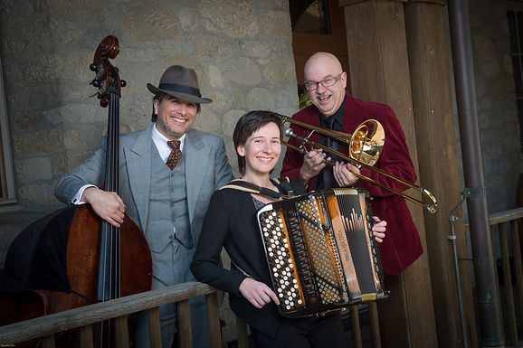 "Trio Cappella - ""Allerhand"""
