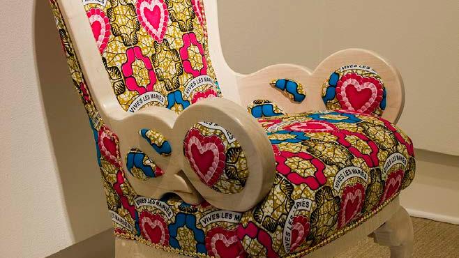 Eboo-la-la (Gent's Chair)