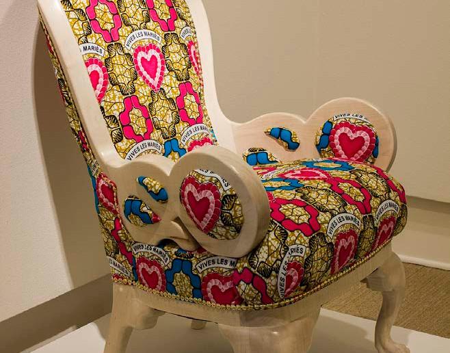 Eboo-La-La (Gentleman's Chair)
