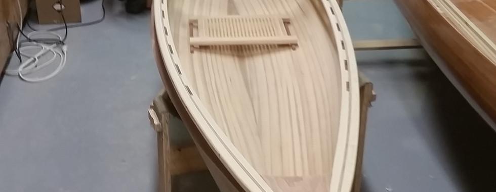 Nymph Solo Canoe Process