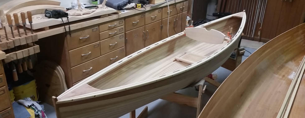 Nymph - 11' Solo Canoe