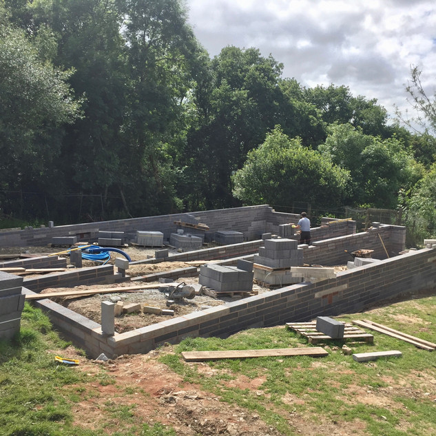 New build, Stoke Canon
