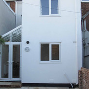 2 story extension and renovation, Exeter