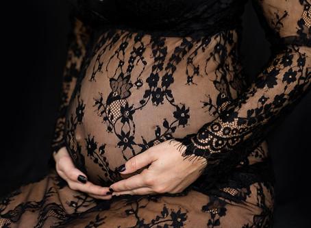 Vorbereitung zum Schwangerschaftsshooting