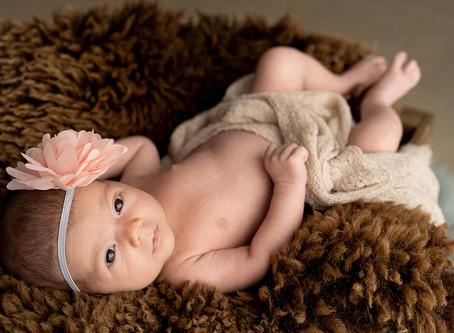 Neugeborenen-Shootings / Meine Sets