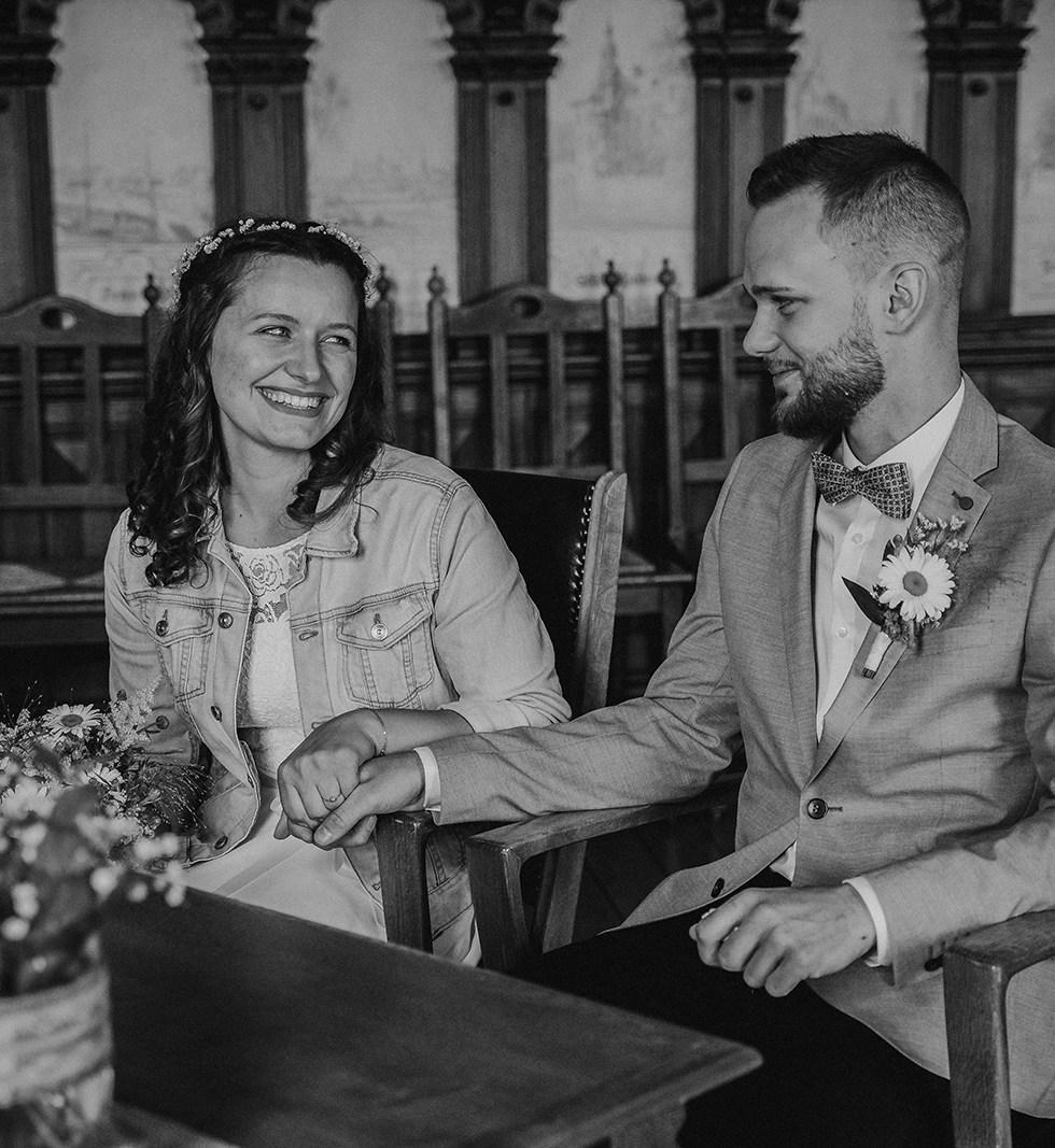 Hochzeitsfotos Nordsee