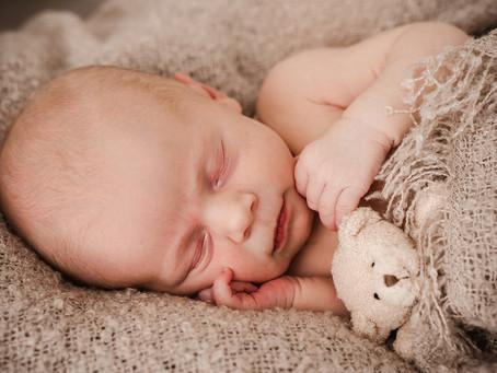 Vorbereitung zum Neugeborenenshooting