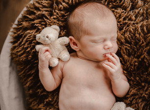 Neugeborenenfotograf Varel