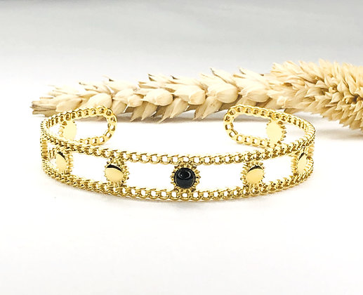 Bracelet jonc Elmin