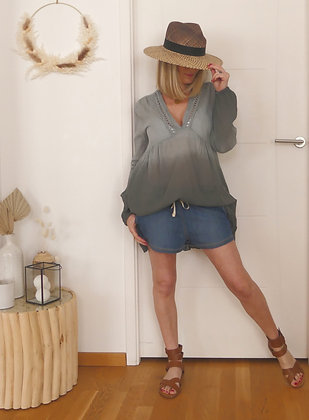 Blouse Camelia Banditas Ref 5013